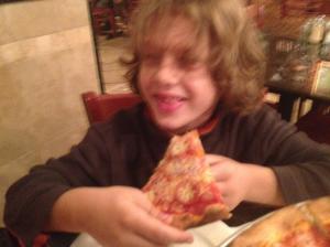 Jacob at Mama Palmas