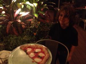 Jacob at Revolution House