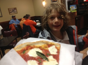 Jacob at Little Italy